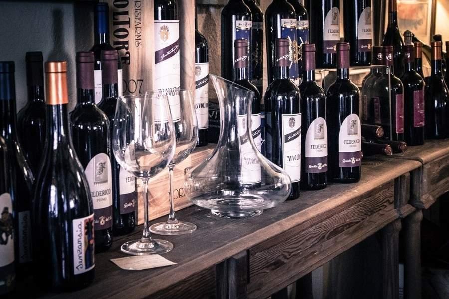 Getränkekarte Wein Pixabay 900x600